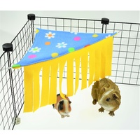 Corner Fleece Curtain