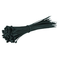 Cable Ties Black 100 pack