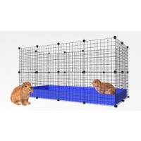 2 x 4 Indoor Rabbit Enclosure