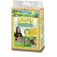 Chipsi Citrus Wood Shavings Bedding - 60L
