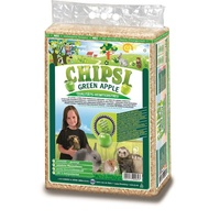 Chipsi Green Apple Wood Shavings Bedding - 60L