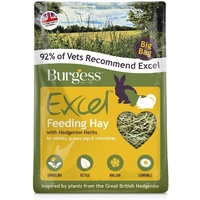 Excel Feeding Hay with Hedgerow Herbs 3kg bag