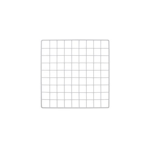 Grid Single - White